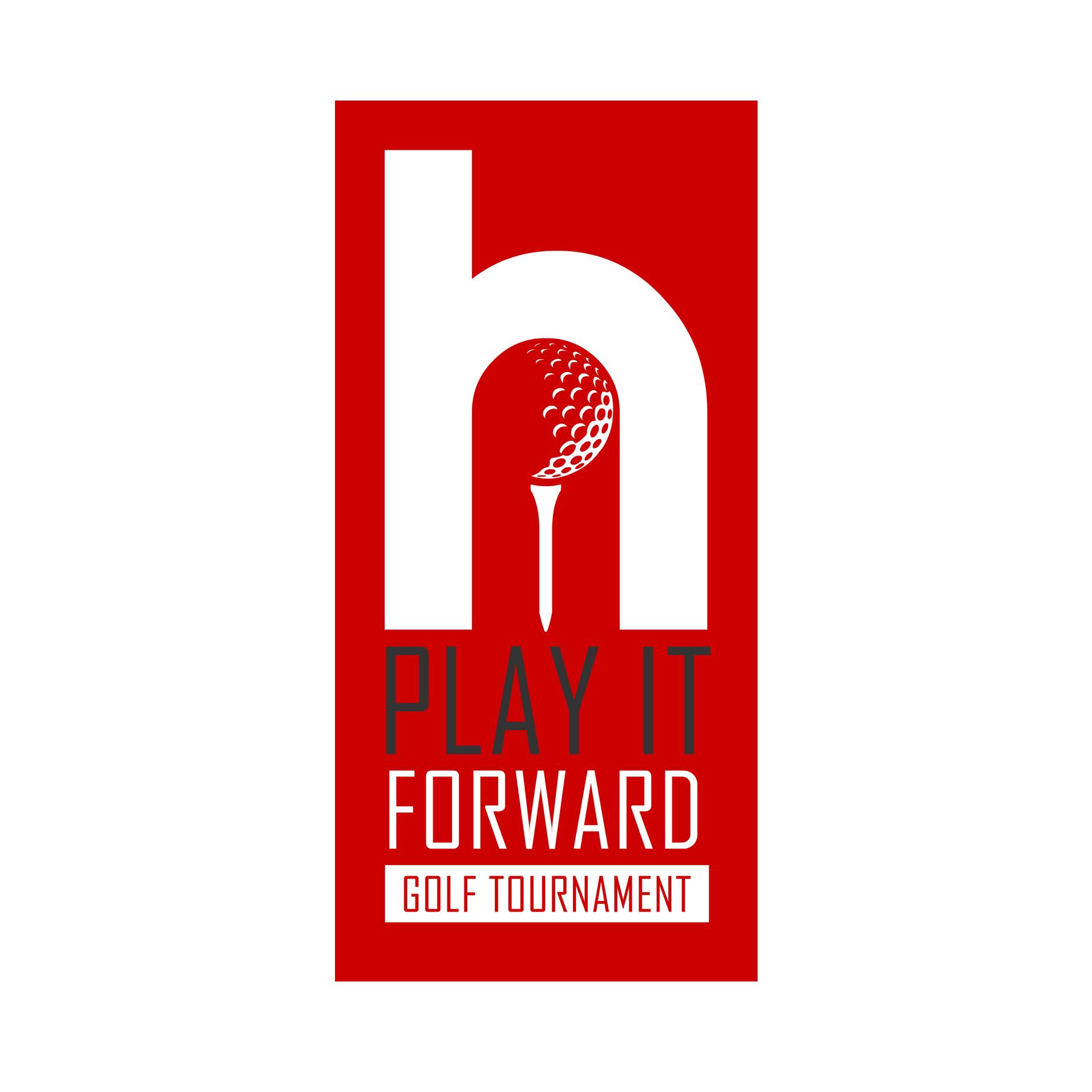 HVCC Golf Tournament Logo • Branding