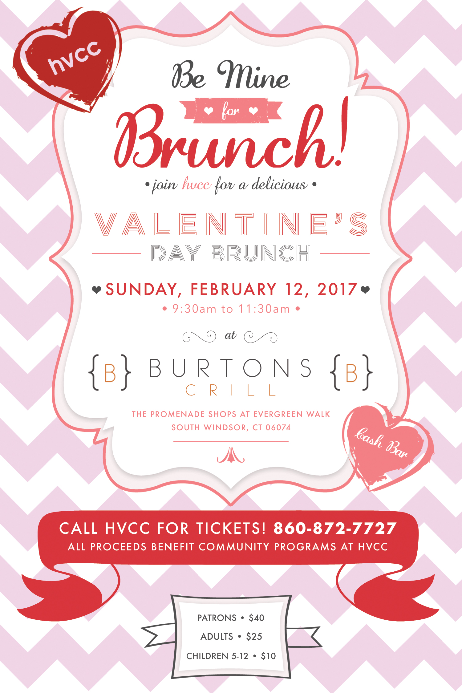 Brunch Invite Mailer • Print/Web