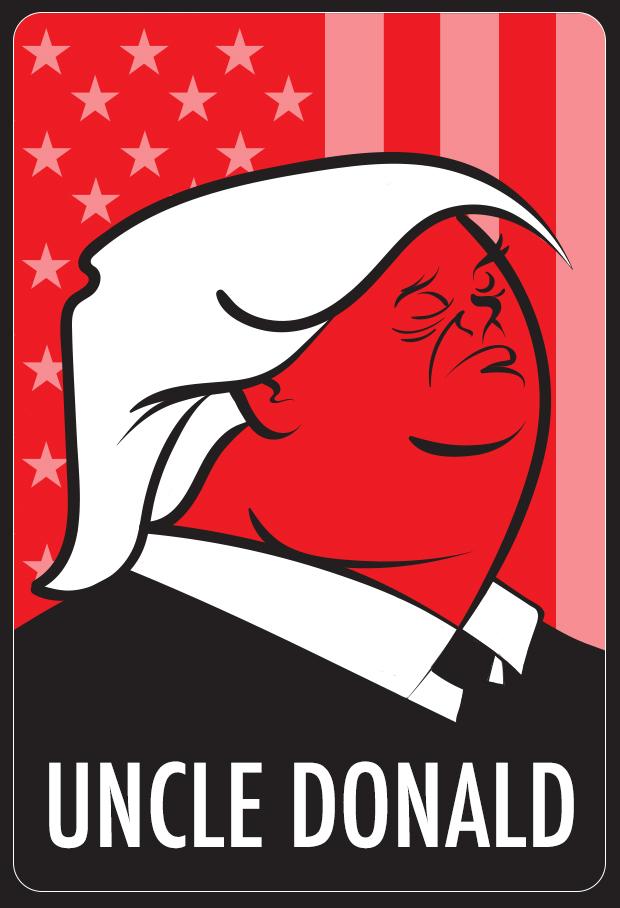 Uncle Donald