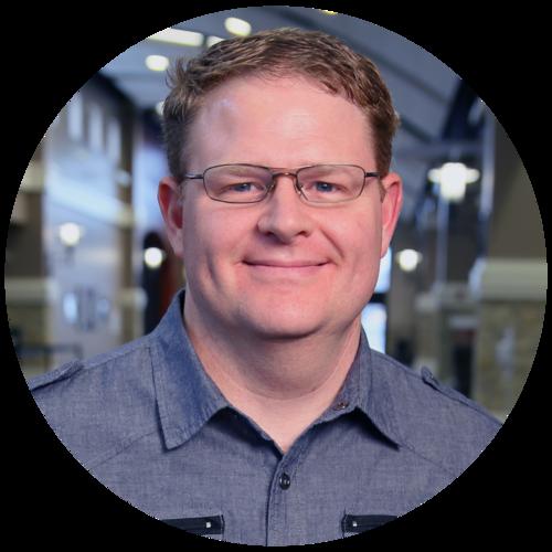 Pastor Shawn Follis// Student Pastor