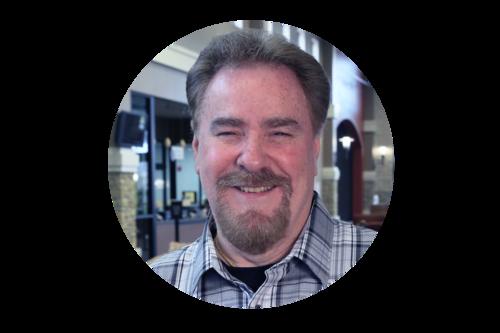 Pastor Ken Beach// Creative Arts & Executive Pastor