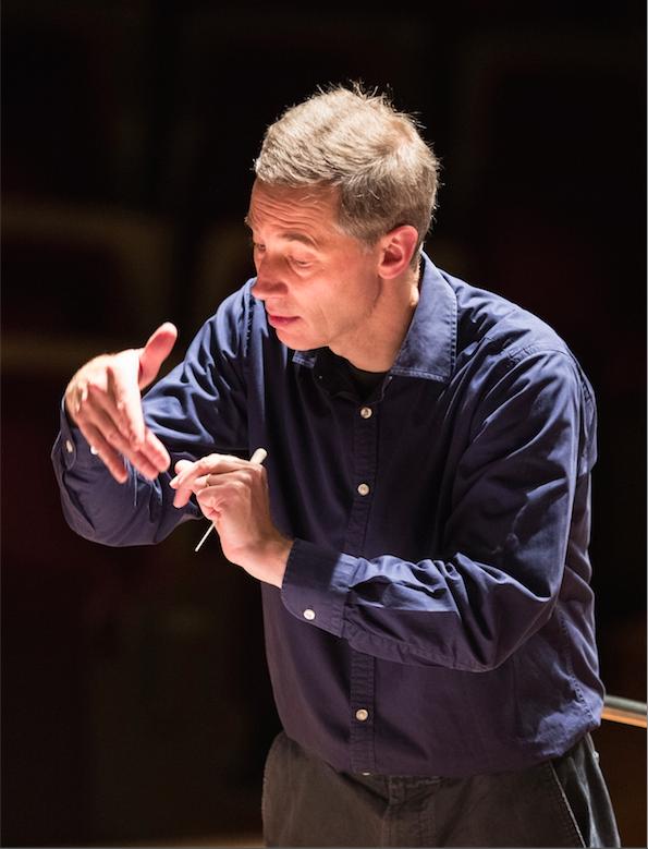 Robert King, conductor