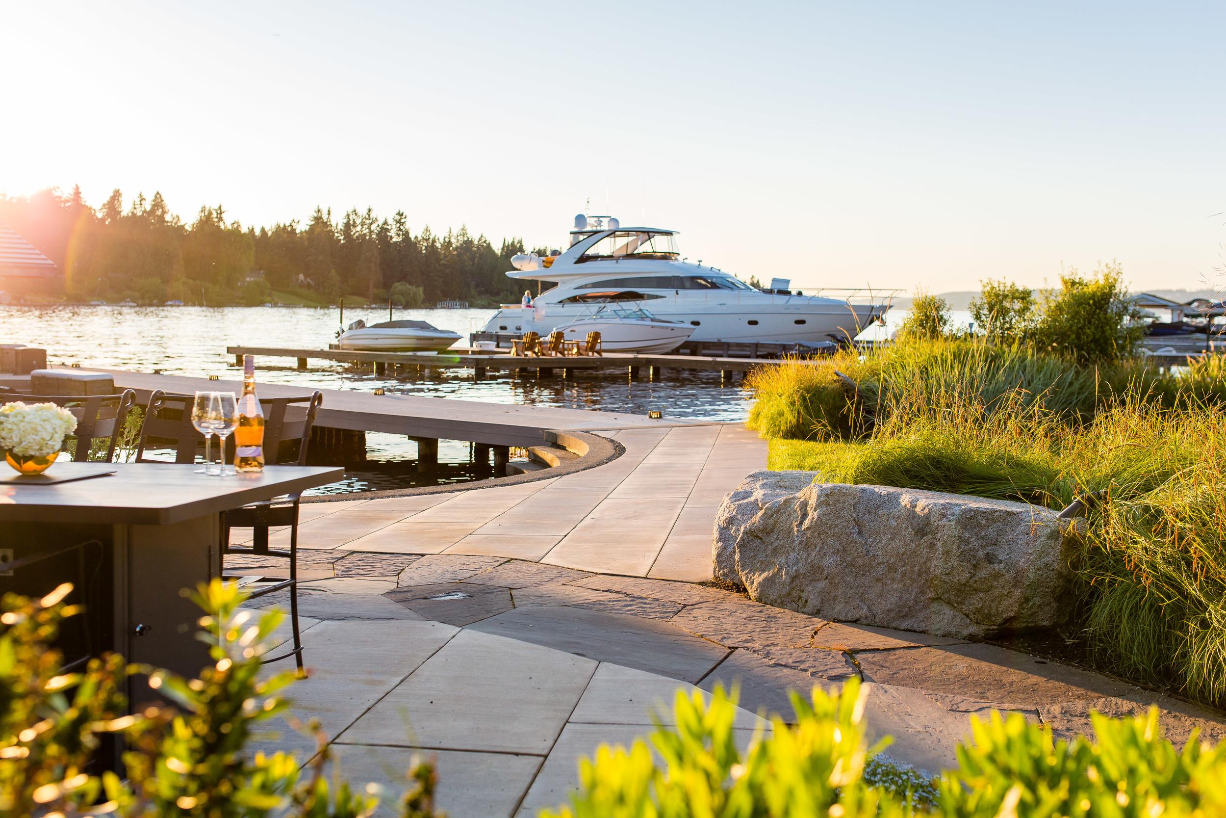 seattle waterfront landscape architecture