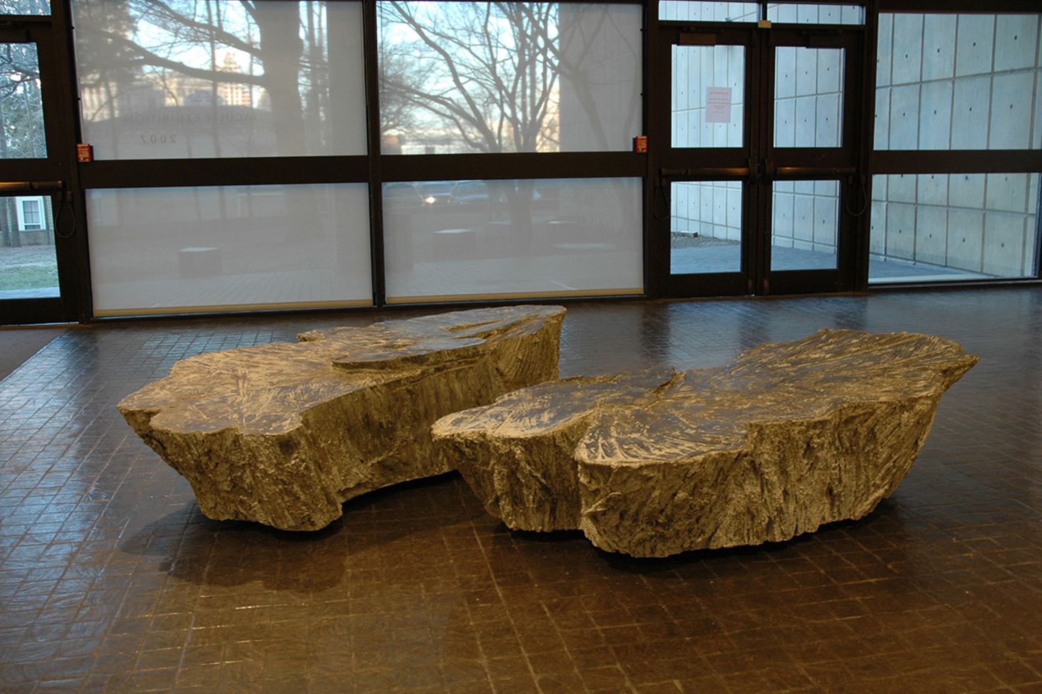 Benches (Prototype for Bronze)