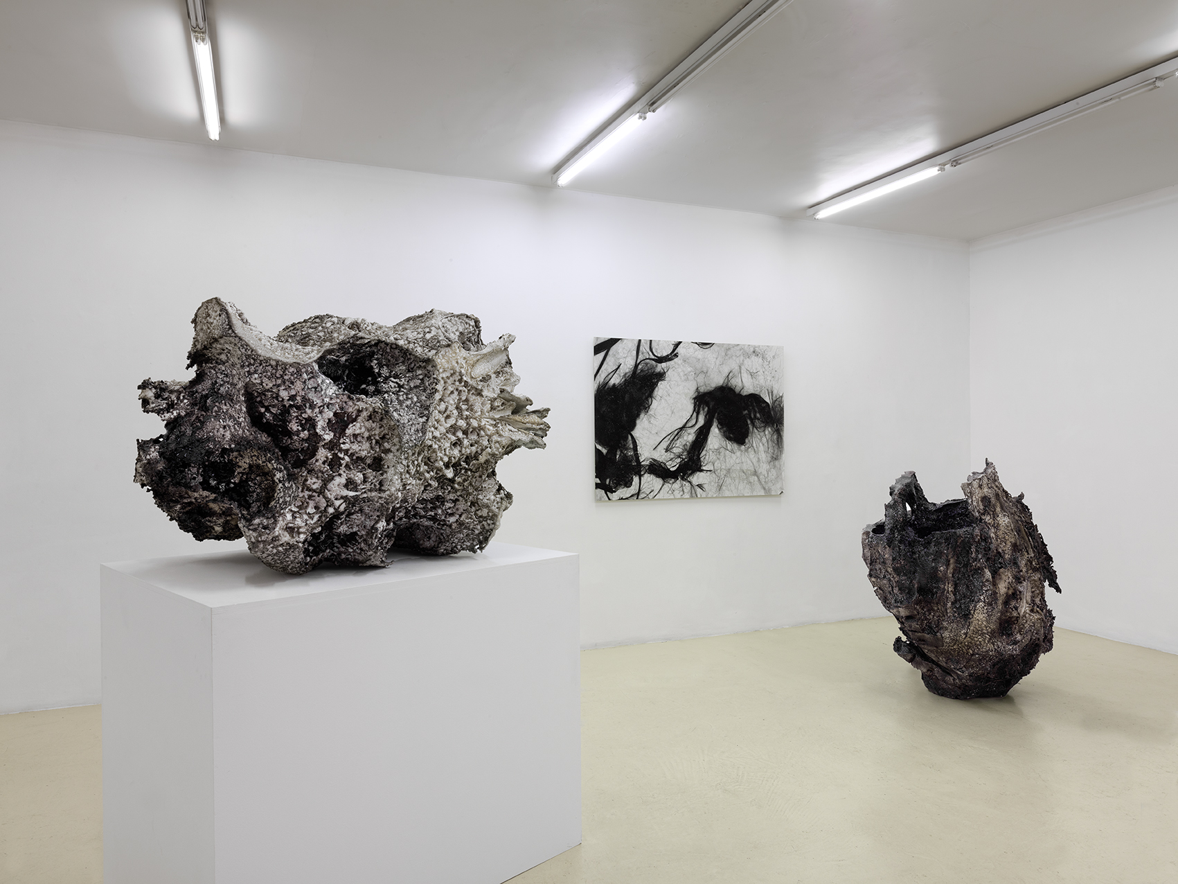 Installation view, galerie Jean Brolly Paris, France
