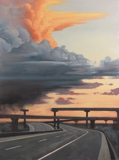 Pavement Landscape (Thunderhead)