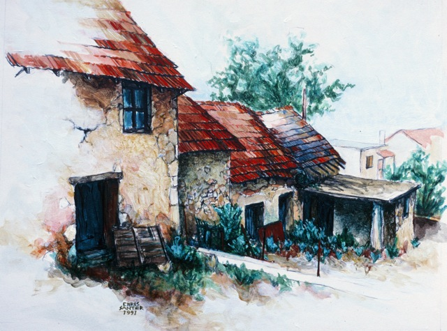 House in Medjugorje II