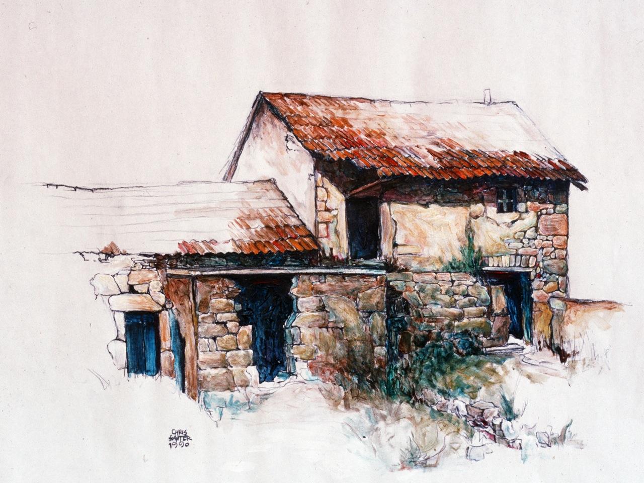 House in Medjugorje I