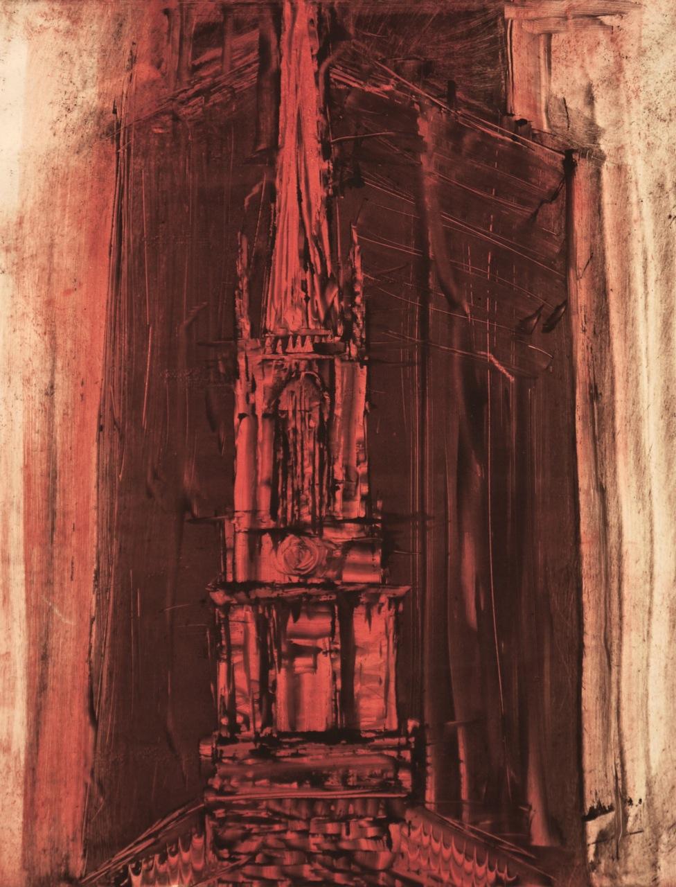 Trinity Church (red)