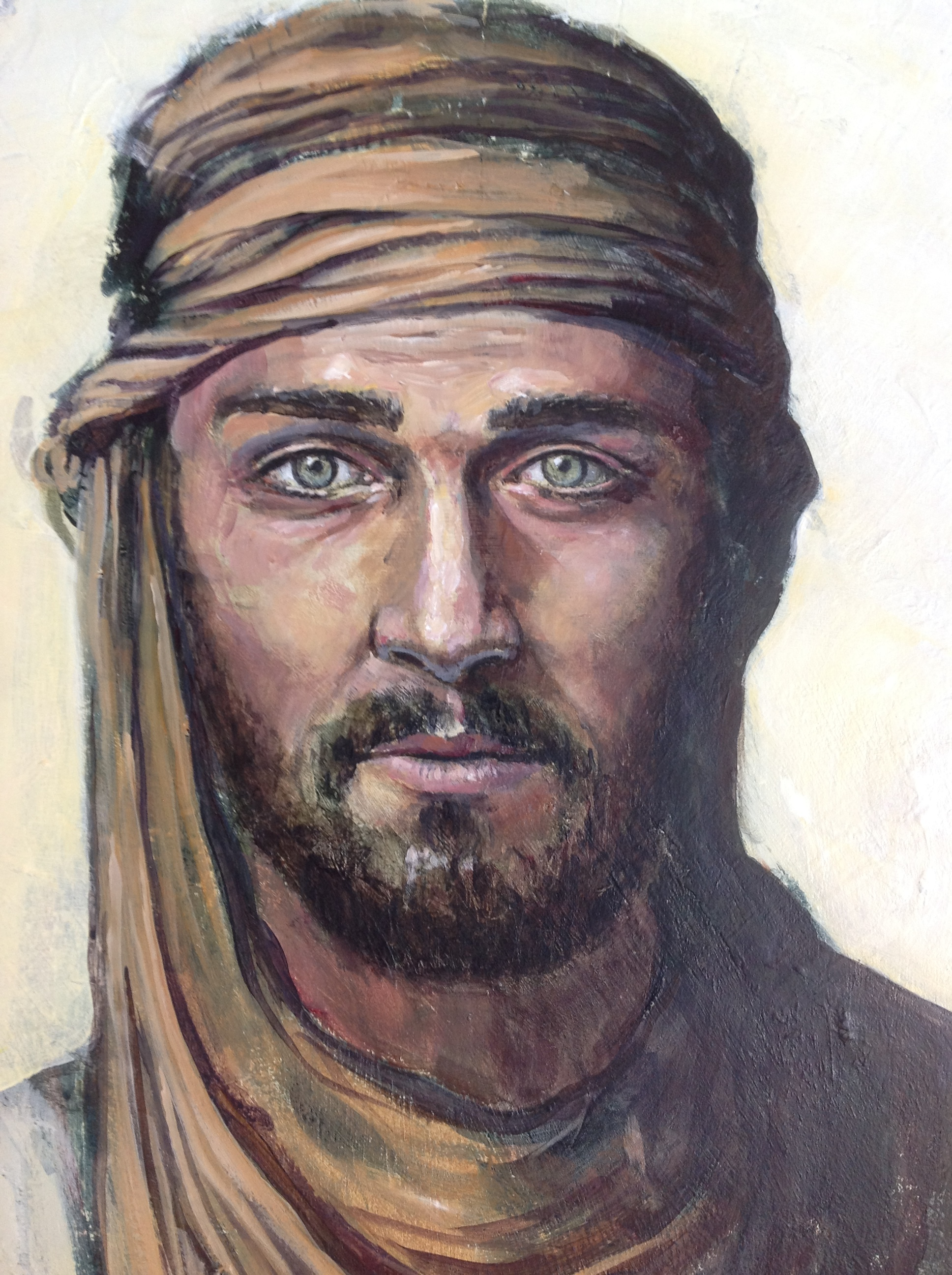 Face of Joseph (detail)