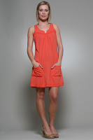 Ecoganik Jersey Dress, $108