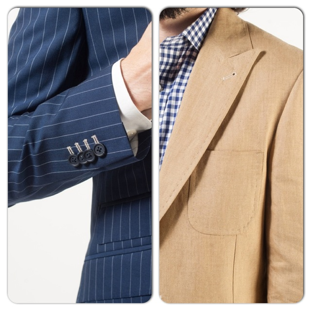 I'm a fan of Strong Suit, a men's apparel purveyor based in Little Rock, Arkansas. Custom tailored suits and sportcoats at an exceptionally reasonable price, available at John Pickens.