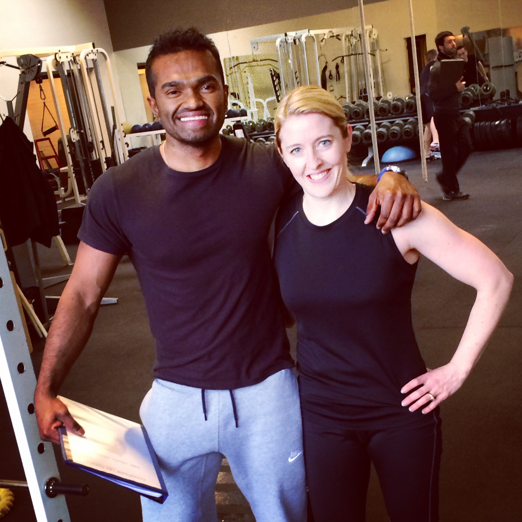 """I've been training with Charith at TransFORM 180 for about 3 months.  I'm almost 40 and am now stronger than I've ever been in my life.  He listens to my fitness goals and tailors the program to fit my needs.  He is also very good at findng my weaker areas to work on.  He is really knowledgable and encouraging.  Moreover, I have a great time working hard and learning every hour we train together.    Charith has developed a whole fitness philosophy including strength, cardio, diet/nutrition, and rest that accomplishes a healthy lifestyle.  He weaves this philosophy into the each of his programs. I highly recommend this trainer - you'll love the process and the results.""   -Merideth Randles (Seattle, WA)"