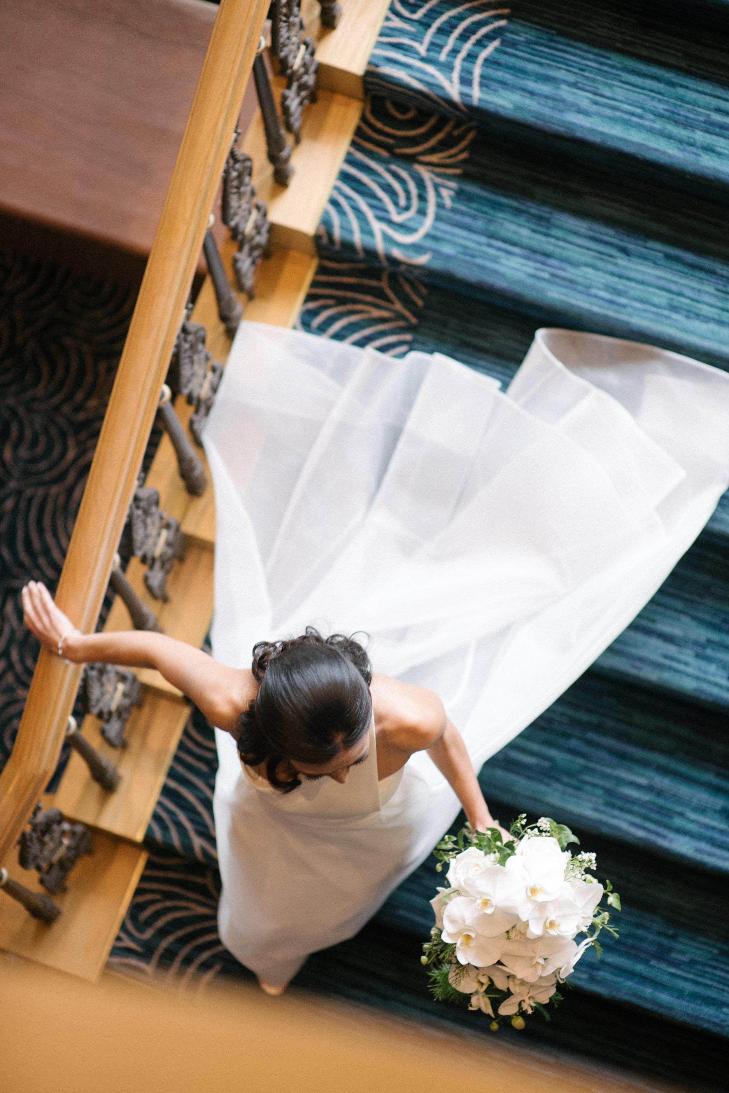 Four Seasons Boston Wedding Photography Luxury Documentary Bride