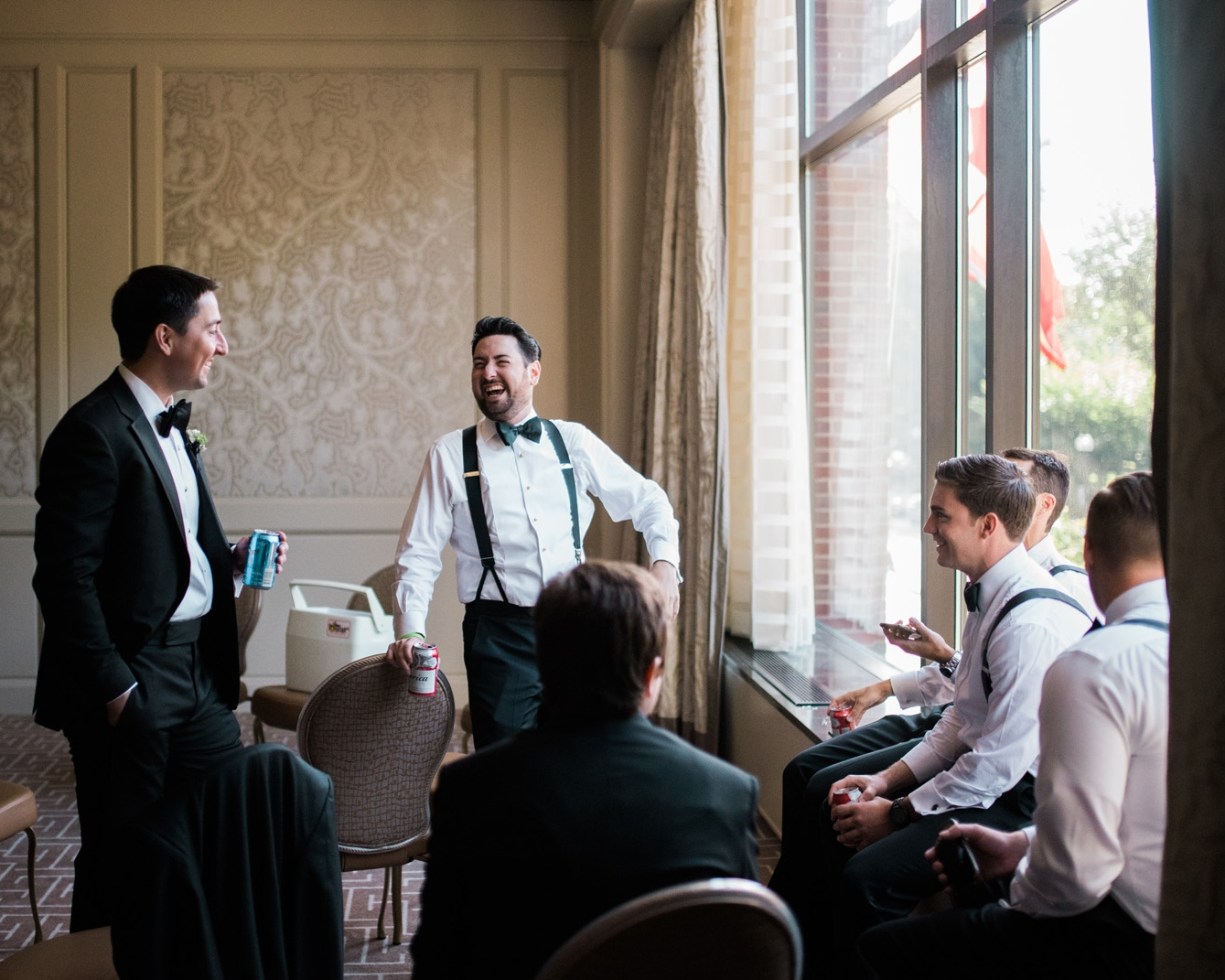 Four Seasons Boston Wedding Photography Luxury Documentary l