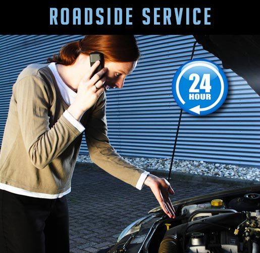 We offer 24 hour assistance for any roadside emergency