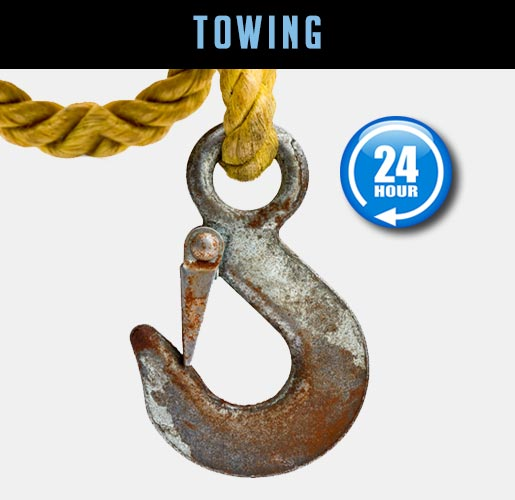 We tow cars, trucks, or equipment anywhere on the Eastern Shore.