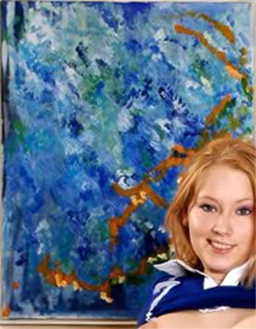 """""""Blue Period"""" 2004"""