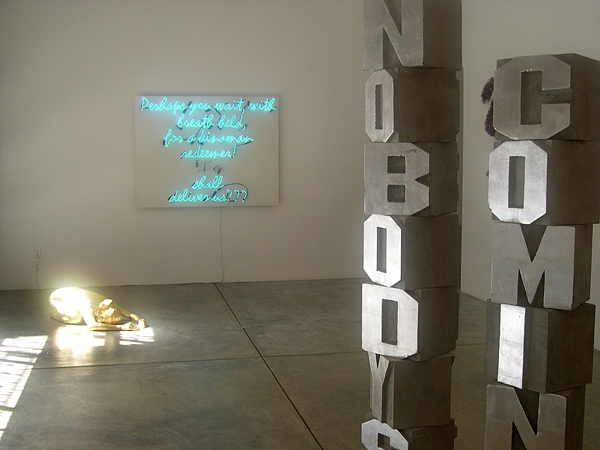 """""""The Word"""" exhibition"""