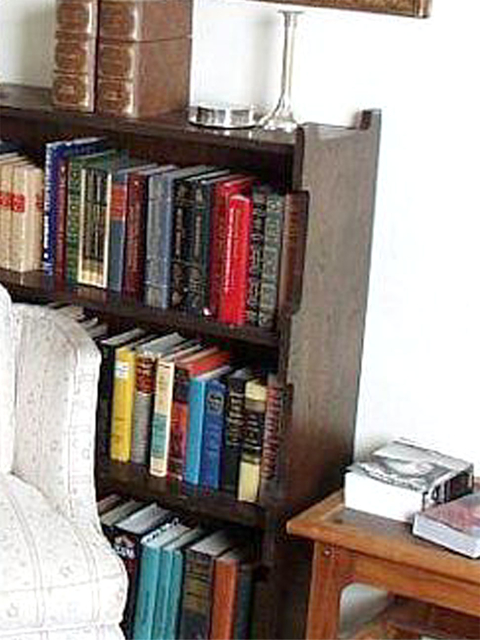 Book Shelves, 2005