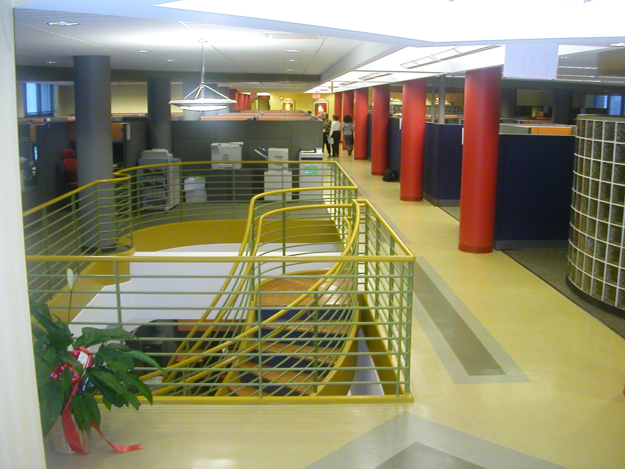 Health Plus Operations Center - BITC