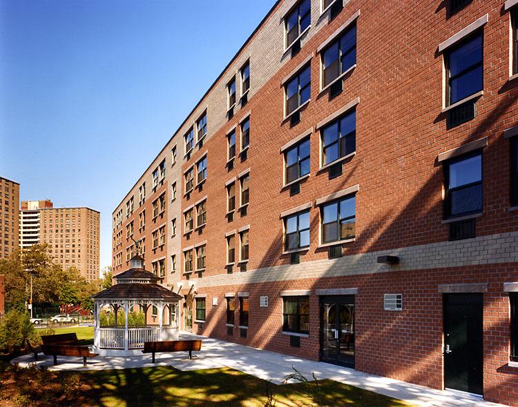 Ellery Street Housing