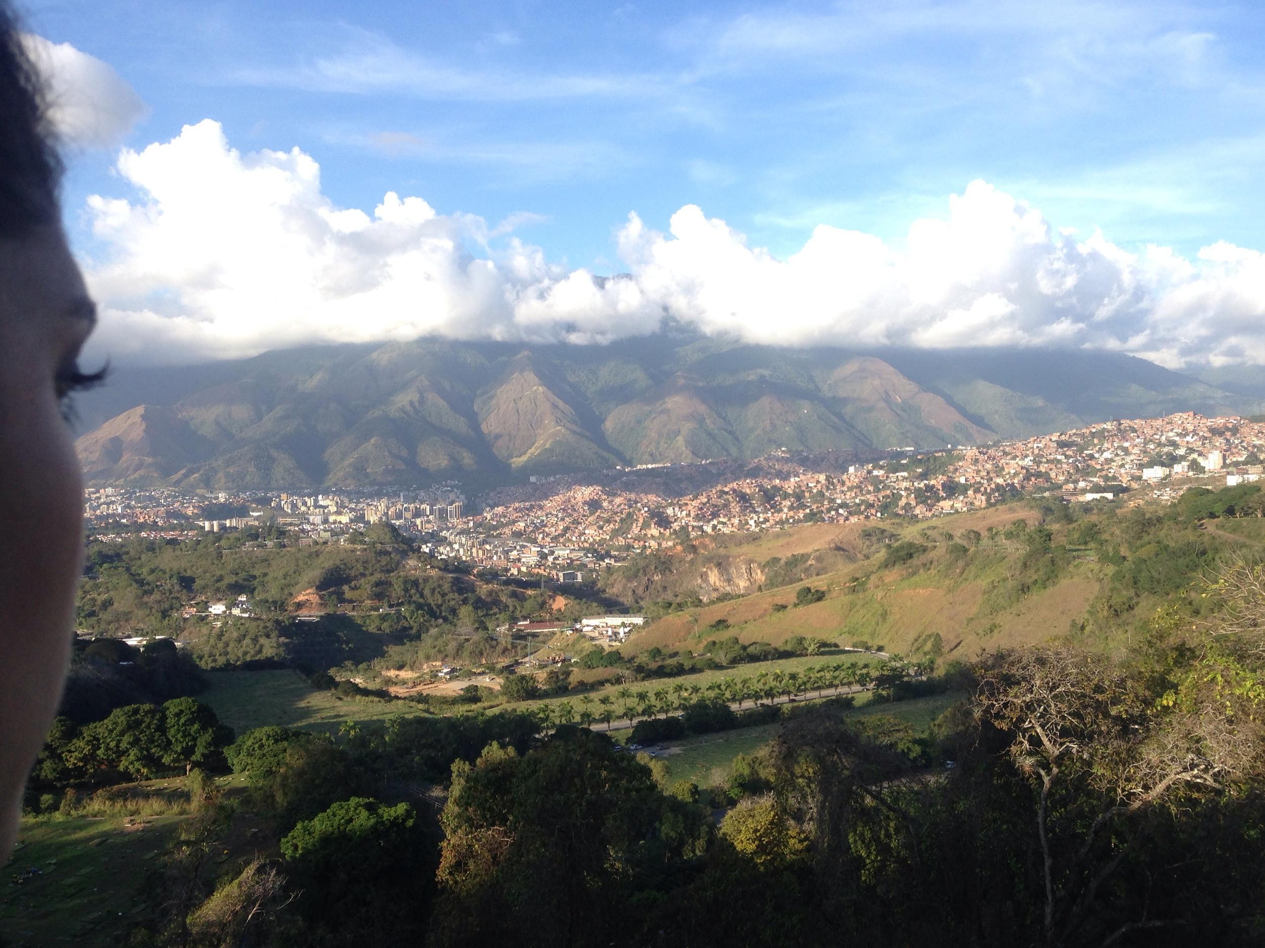 Caracas, la gentil