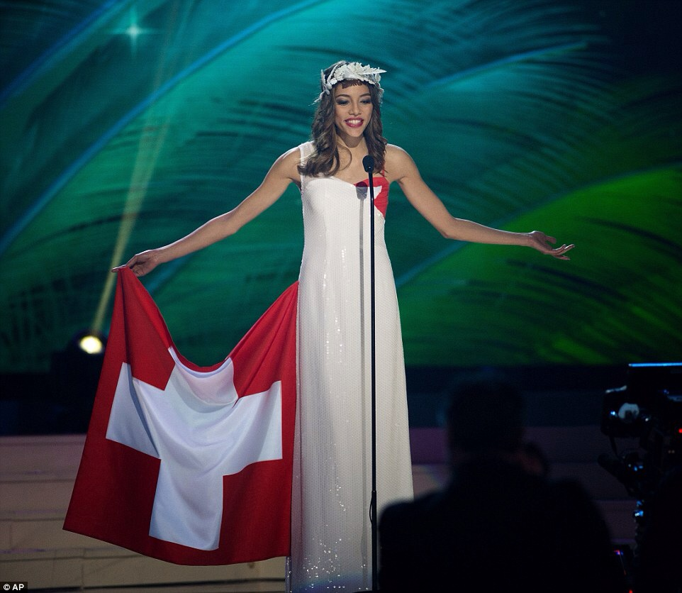 Miss Suiza