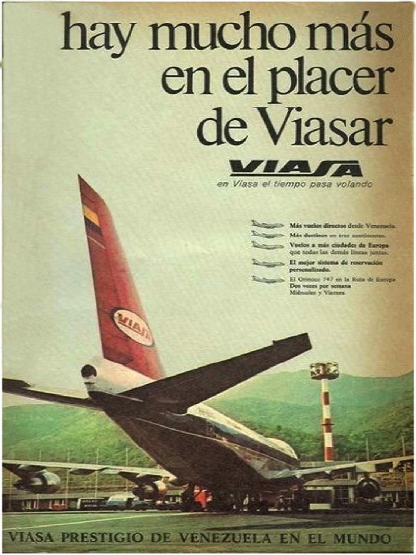 """""""Viasa prestigio de Venezuela en el mundo"""""""