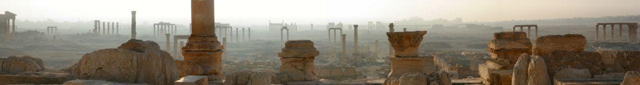Panorama de Palmira