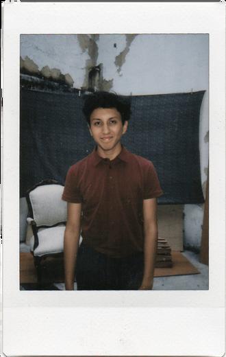 Willian Álava, otro de los fotógrafos líderes del proyecto.