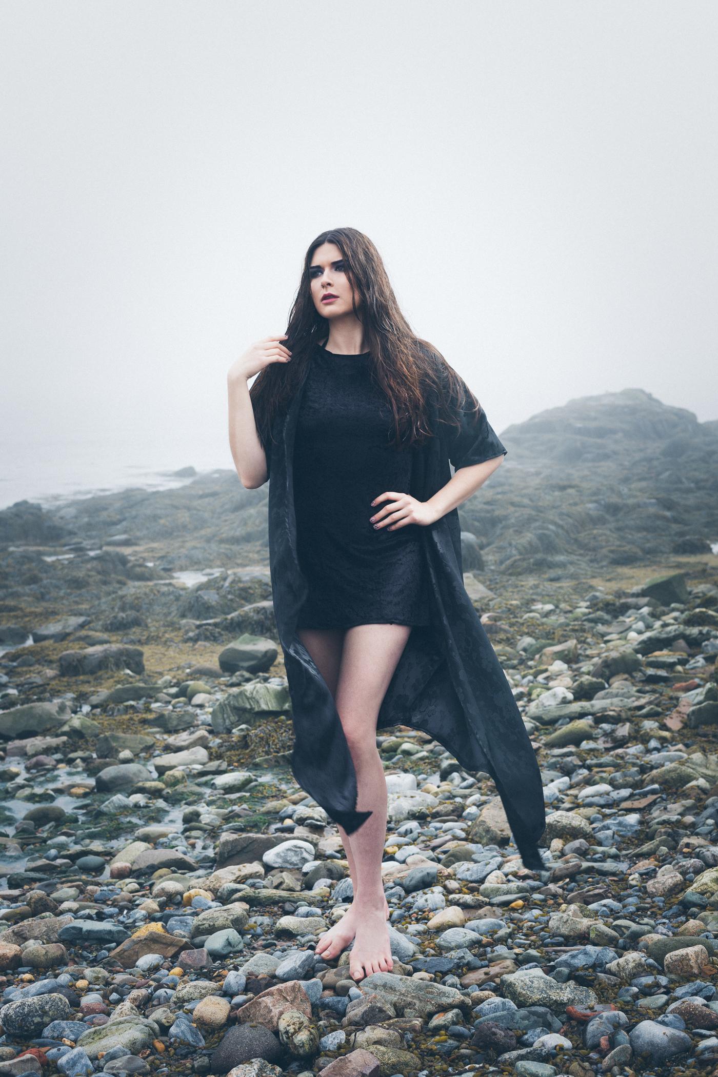 Model:  Laura Englehart  Dress:  Kayleigh Saad