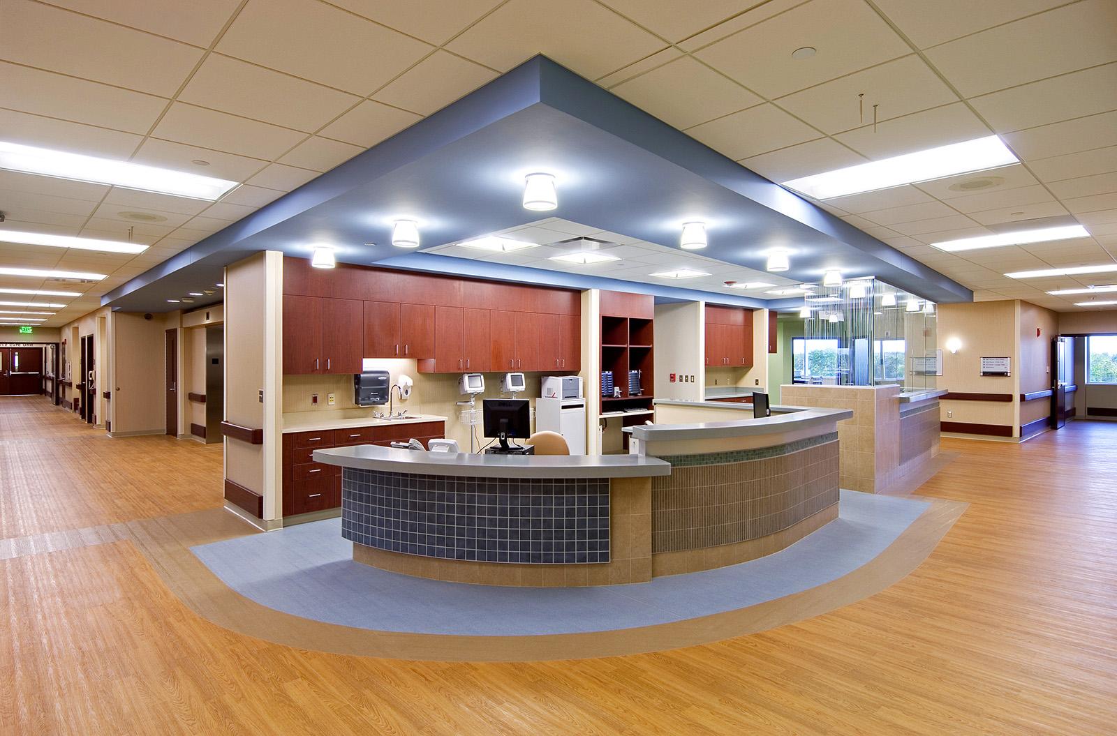 oakwood-southshore-hospital-interior