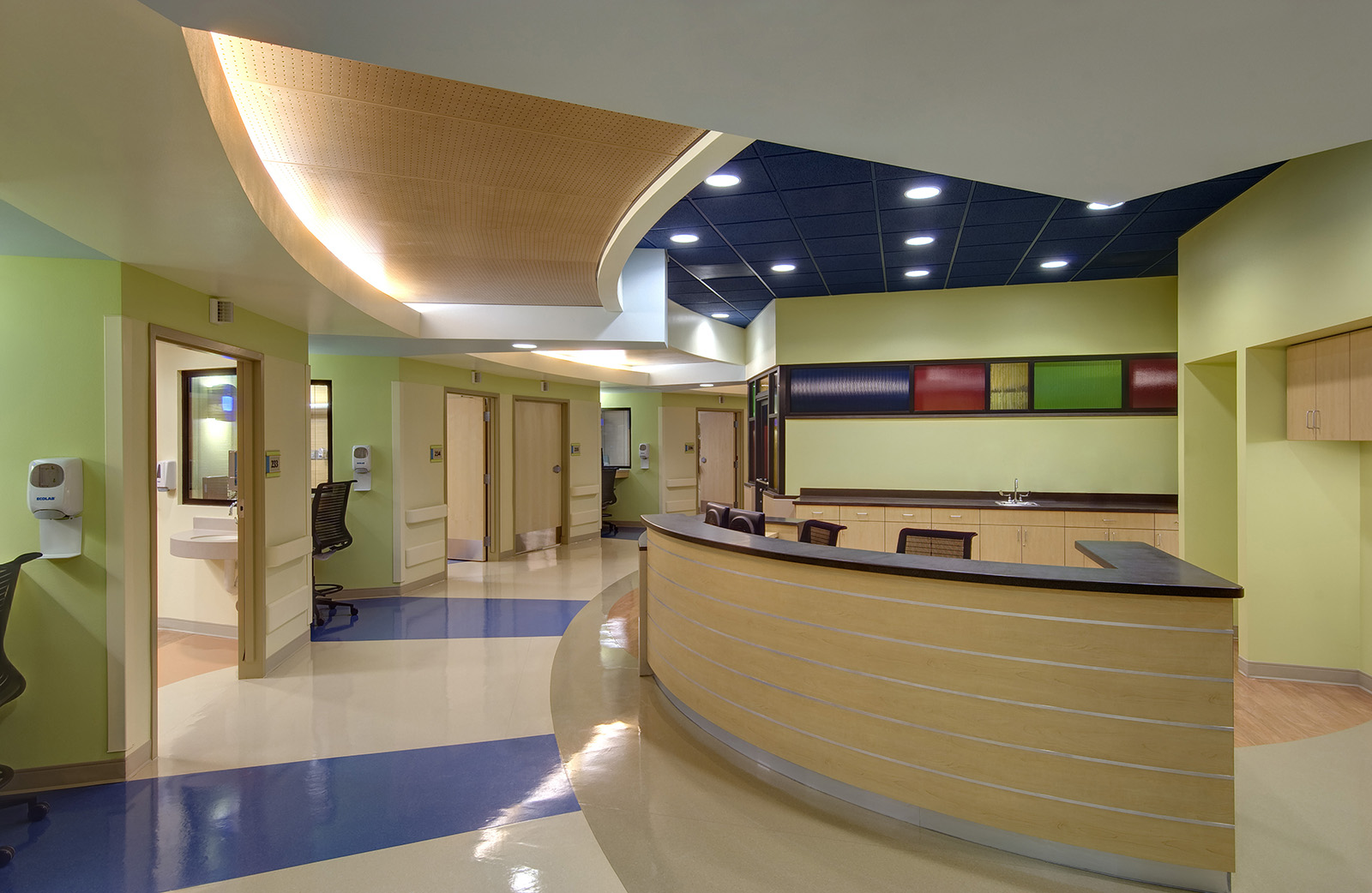 tmc-pediatric-hospital-interior