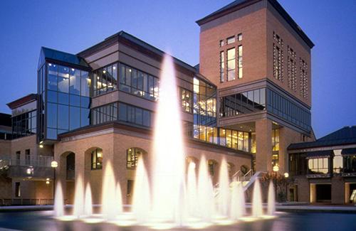 University of Michigan Engineering + Bell Tower