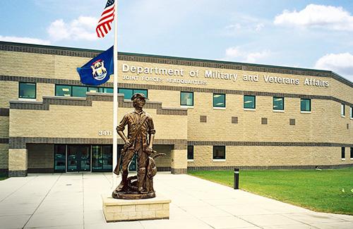 MI DMVA Joint Forces Headquarters