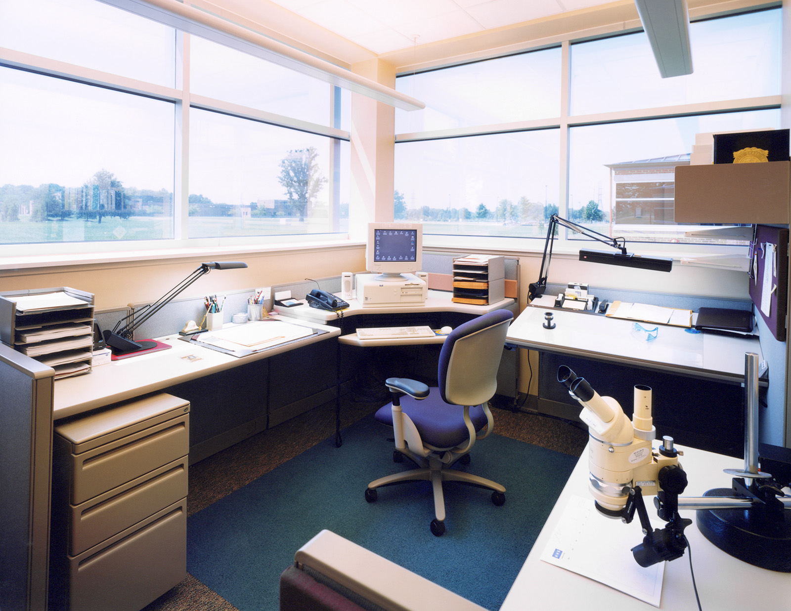 msp-forensic-lab-office