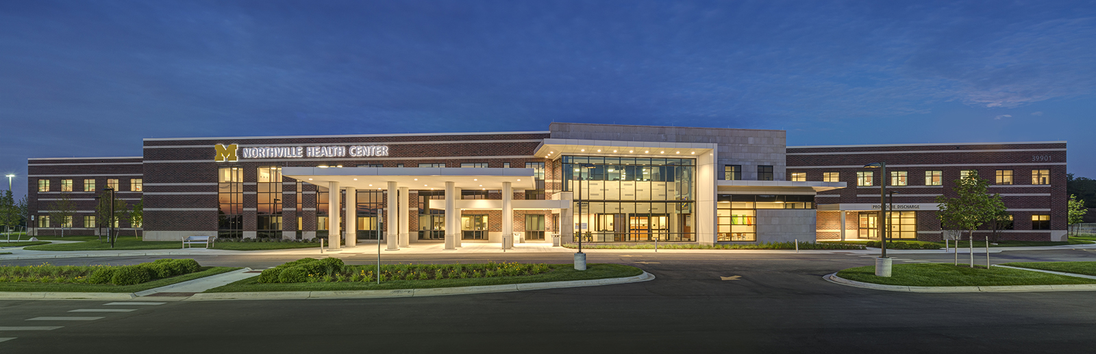 uofm-northville-health-center-exterior