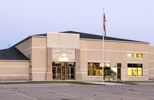 Belmont Readiness Center