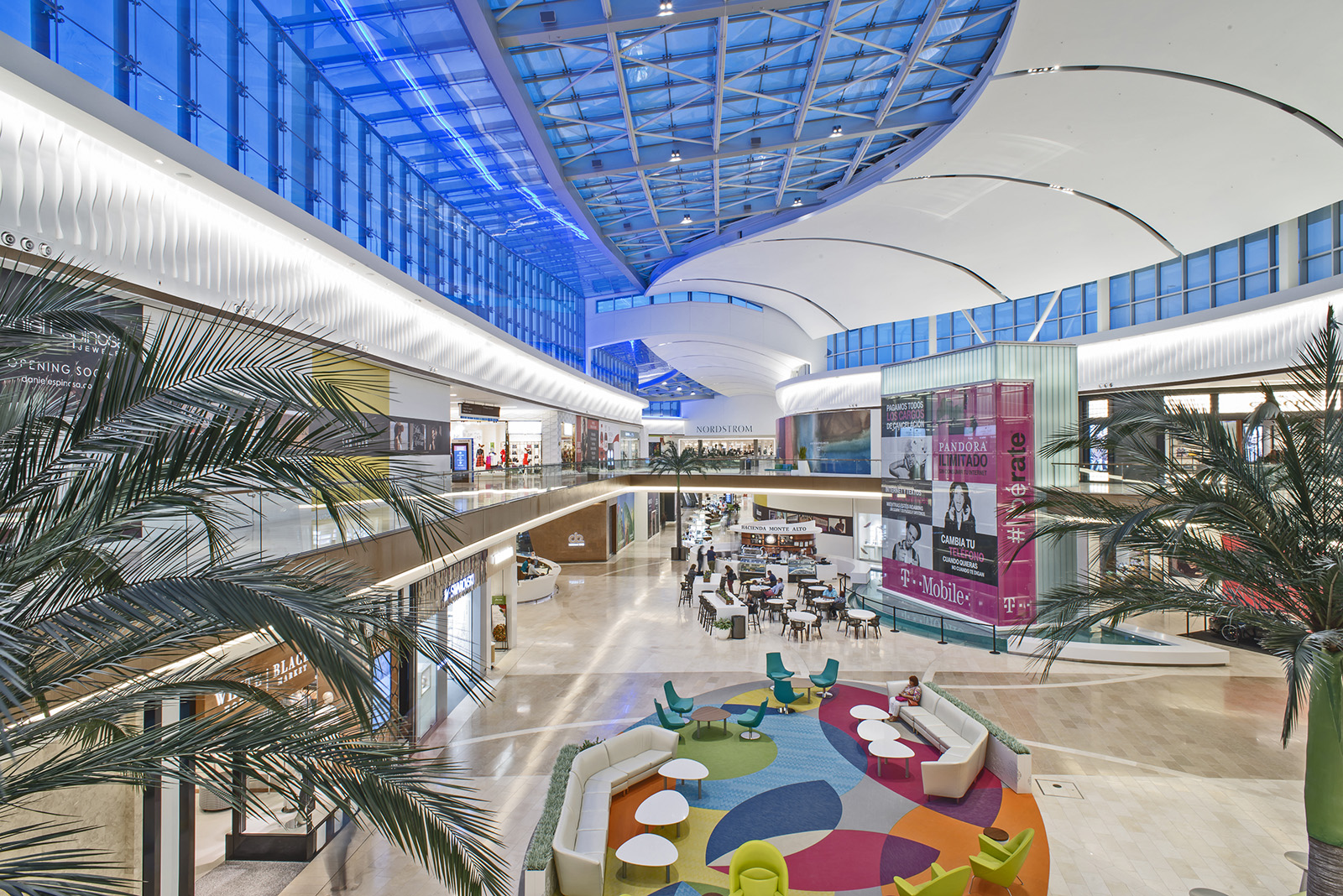 RETAIL CENTERS   The Mall of San Juan   View Studio Projects