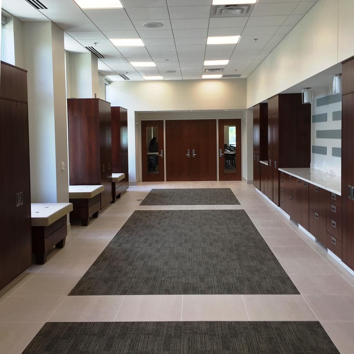 After: DHHS Conference Lobby