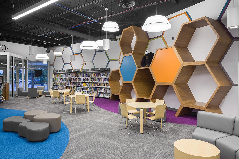 Ann Arbor District Library Westgate