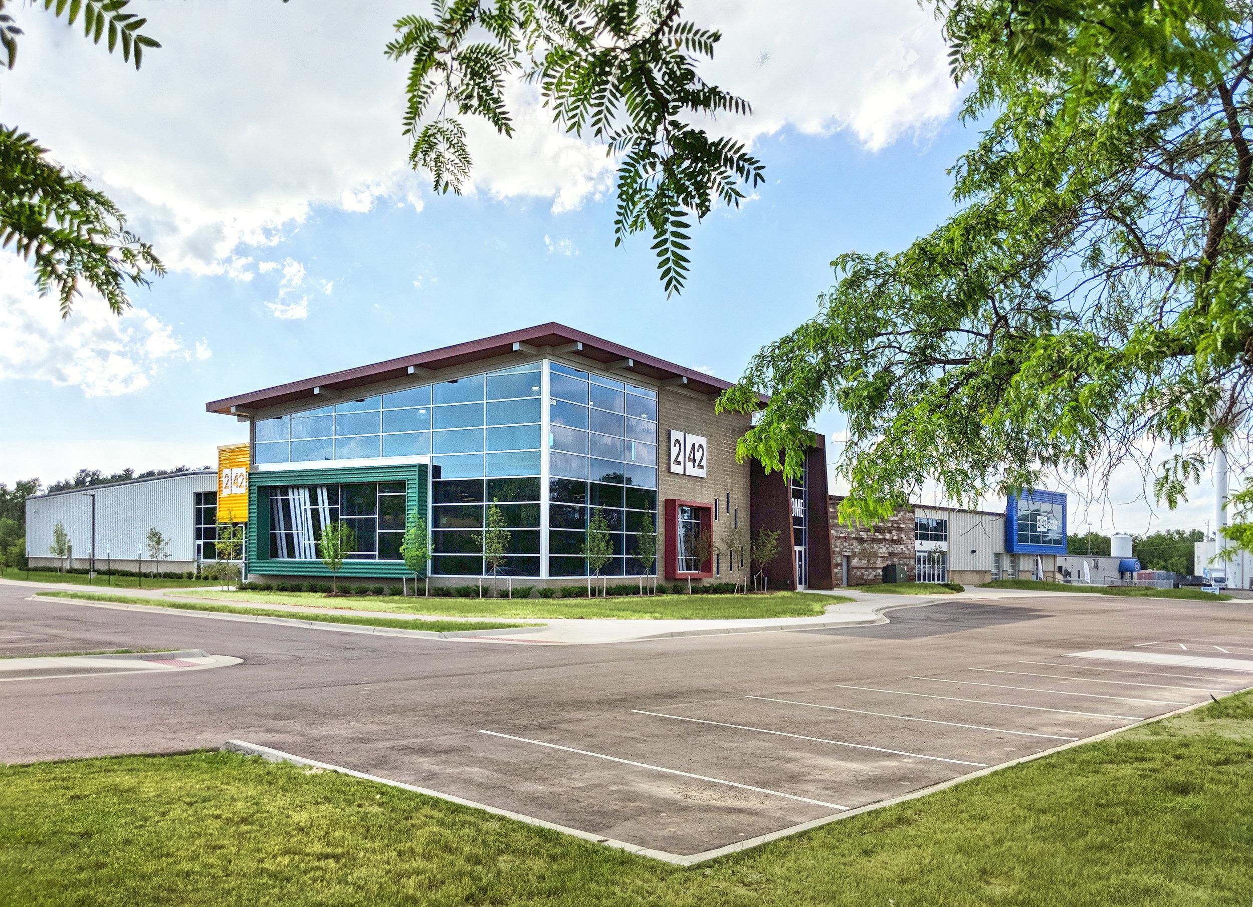 WORSHIP   2|42 Community Church - Ann Arbor   View Studio Projects