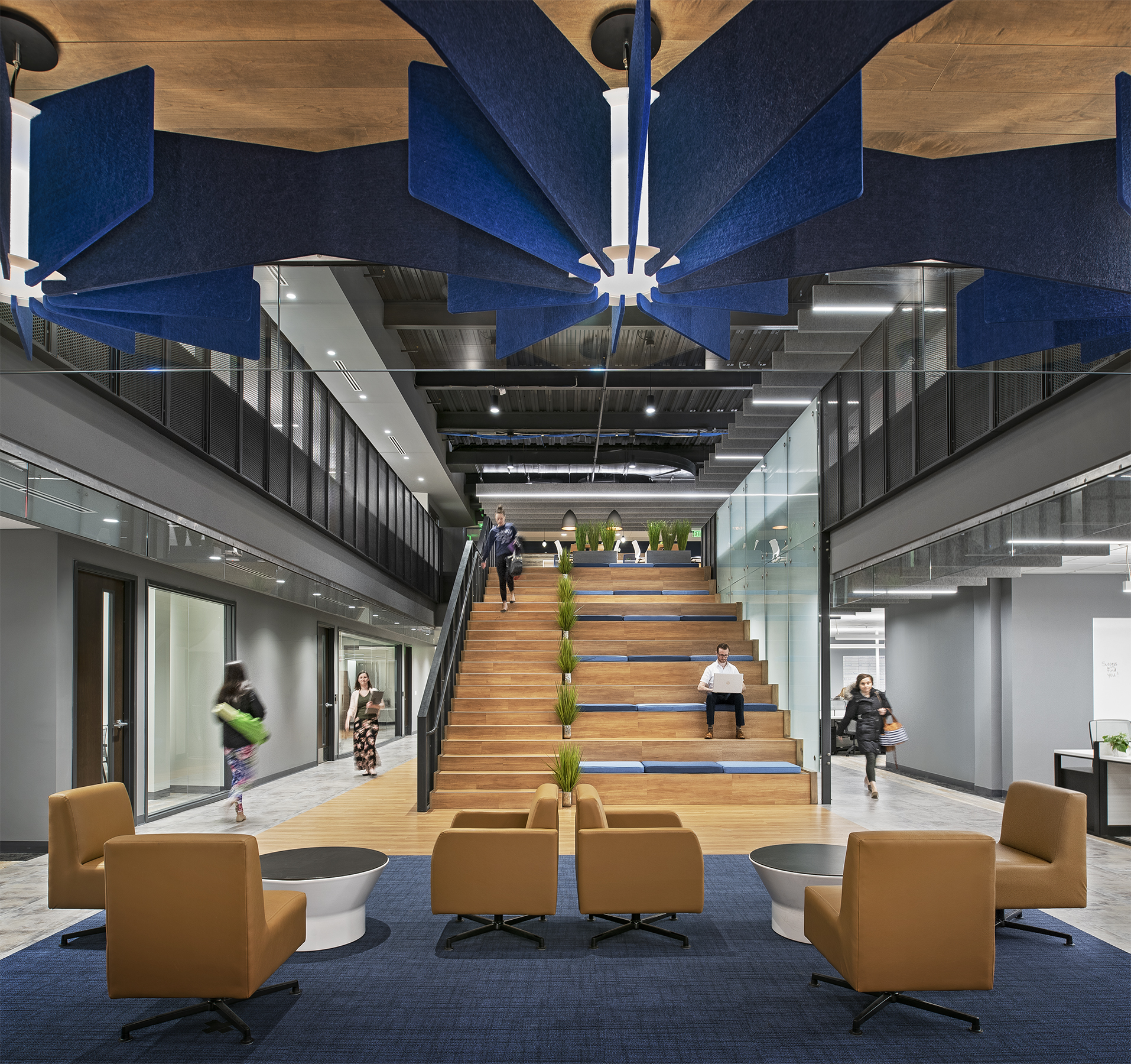 WORK SPACES   Centria Health Interior Fit-Out   View Studio Projects