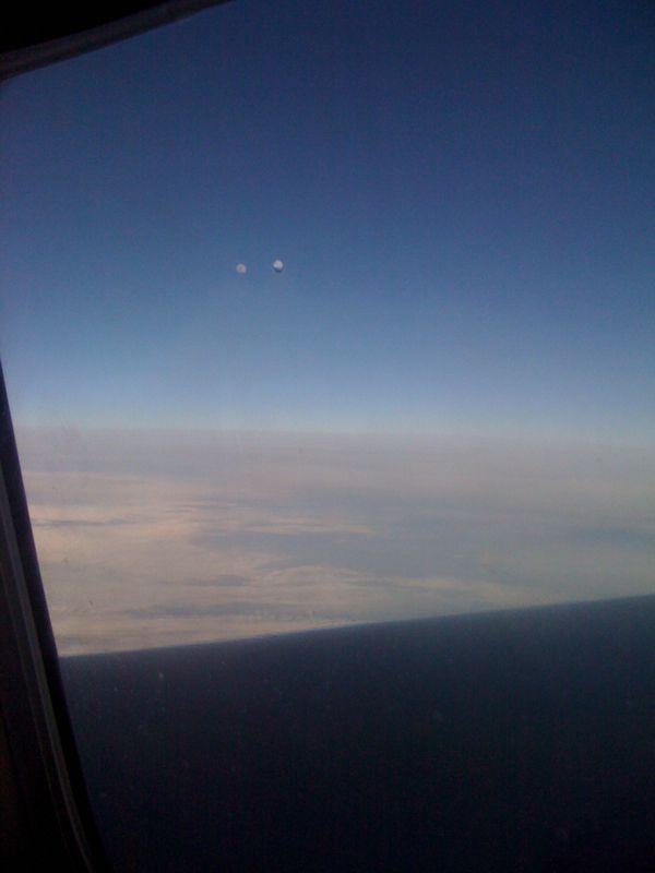 Moon or water drop?