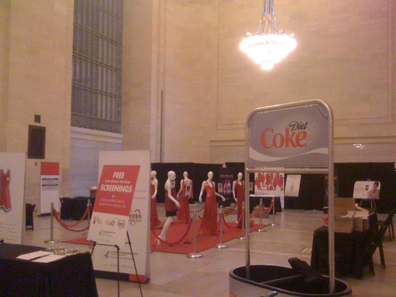I wonder what this Diet Coke promotion is all about.