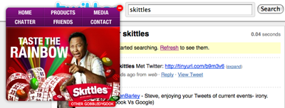 Skittles and Social Media Make Our Mouths Water