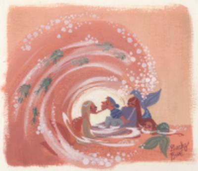 Tricky mermaids