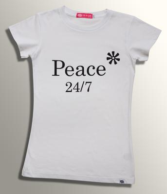 Peace 24/7    SALE! $19.99 CAD