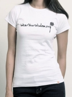 Women's Wear Your Wisdom    $29.95 CAD